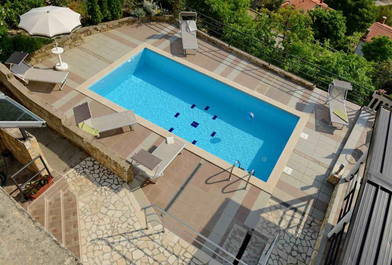 Istrie bazén