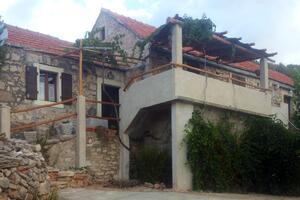 Robinsonský dům s parkovištěm Gromin Dolac (Hvar) - 16688