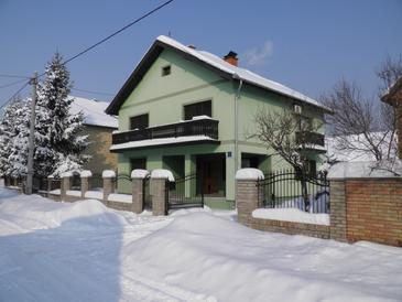 Draž, Baranja, Objekt 16701 - Sobe na Hrvaškem.
