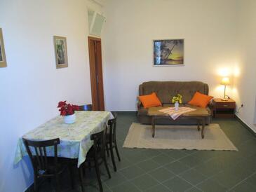 Živogošće - Porat, Гостиная в размещении типа apartment, Домашние животные допускаются и WiFi.