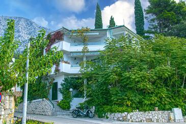 Živogošće - Porat, Makarska, Объект 16763 - Апартаменты вблизи моря с галечным пляжем.