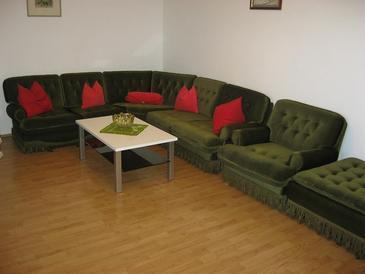 Mastrinka, Wohnzimmer in folgender Unterkunftsart house, WiFi.