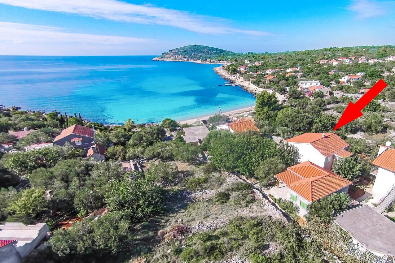 Chorvatsko ubytování pro 14 osob