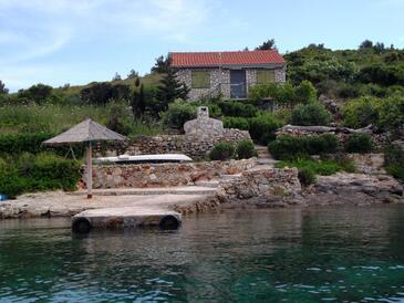 Brušnjak, Žut, Property 16815 - Vacation Rentals by the sea.