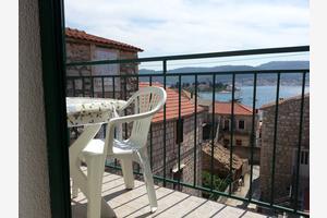 Apartmanok a tenger mellett Vis - 16896