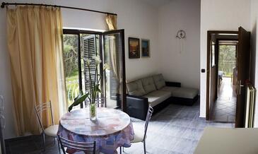 Mali Lošinj, Столовая в размещении типа apartment, Домашние животные допускаются и WiFi.