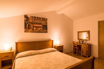 Ripenda, Spálňa v ubytovacej jednotke room, domáci miláčikovia povolení a WiFi.