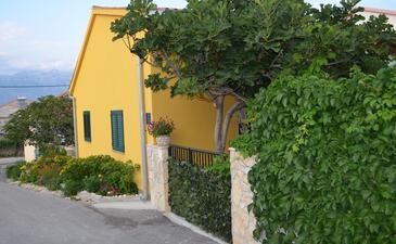 Ražanac, Zadar, Объект 16941 - Апартаменты вблизи моря с галечным пляжем.