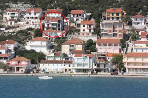 Apartments by the sea Tisno (Murter) - 16947