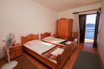 Klek, Спальня в размещении типа room, WiFi.