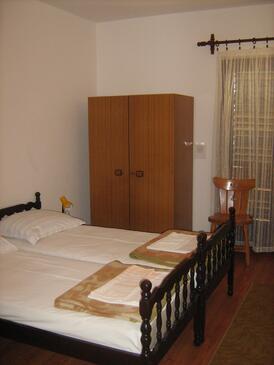 Klek, Ložnice v ubytování typu room, WiFi.