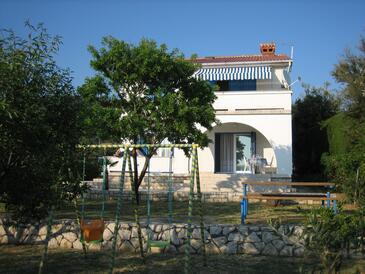 Barbat, Rab, Obiekt 16992 - Apartamenty z piaszczystą plażą.