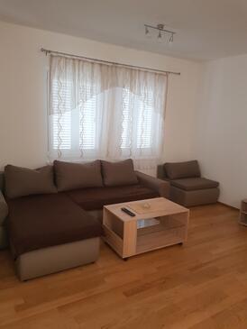 Novi Vinodolski, Гостиная в размещении типа studio-apartment, WiFi.