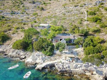 Špiljice, Brač, Hébergement 17031 - Maison vacances à proximité de la mer.
