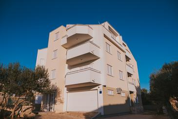 Novalja, Pag, Property 17035 - Apartments with pebble beach.