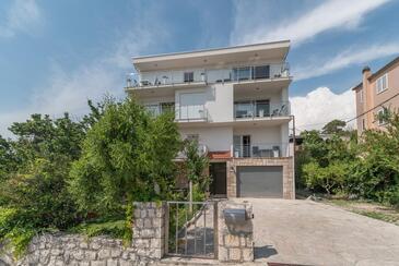 Podstrana, Split, Property 17067 - Apartments with sandy beach.