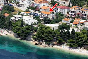 Apartments by the sea Živogošće - Mala Duba, Makarska - 17077