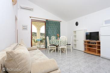 Oštrička luka, Гостиная в размещении типа apartment, доступный кондиционер, Домашние животные допускаются и WiFi.