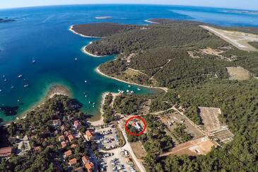 Artatore, Lošinj, Objekt 17102 - Ubytování v blízkosti moře s oblázkovou pláží.