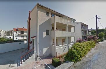 Split, Split, Objekt 17119 - Apartmani sa šljunčanom plažom.