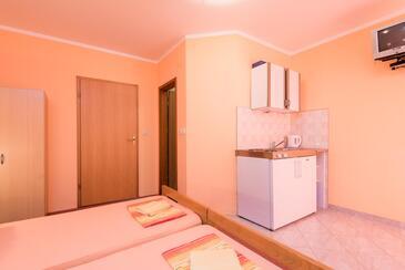 Orebić, Kuchnia w zakwaterowaniu typu studio-apartment, WiFi.