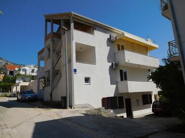 Orebić, Pelješac, Obiekt 17134 - Apartamenty z piaszczystą plażą.
