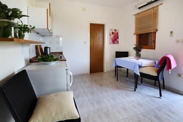 Sveta Nedilja, Jídelna v ubytování typu apartment, WiFi.