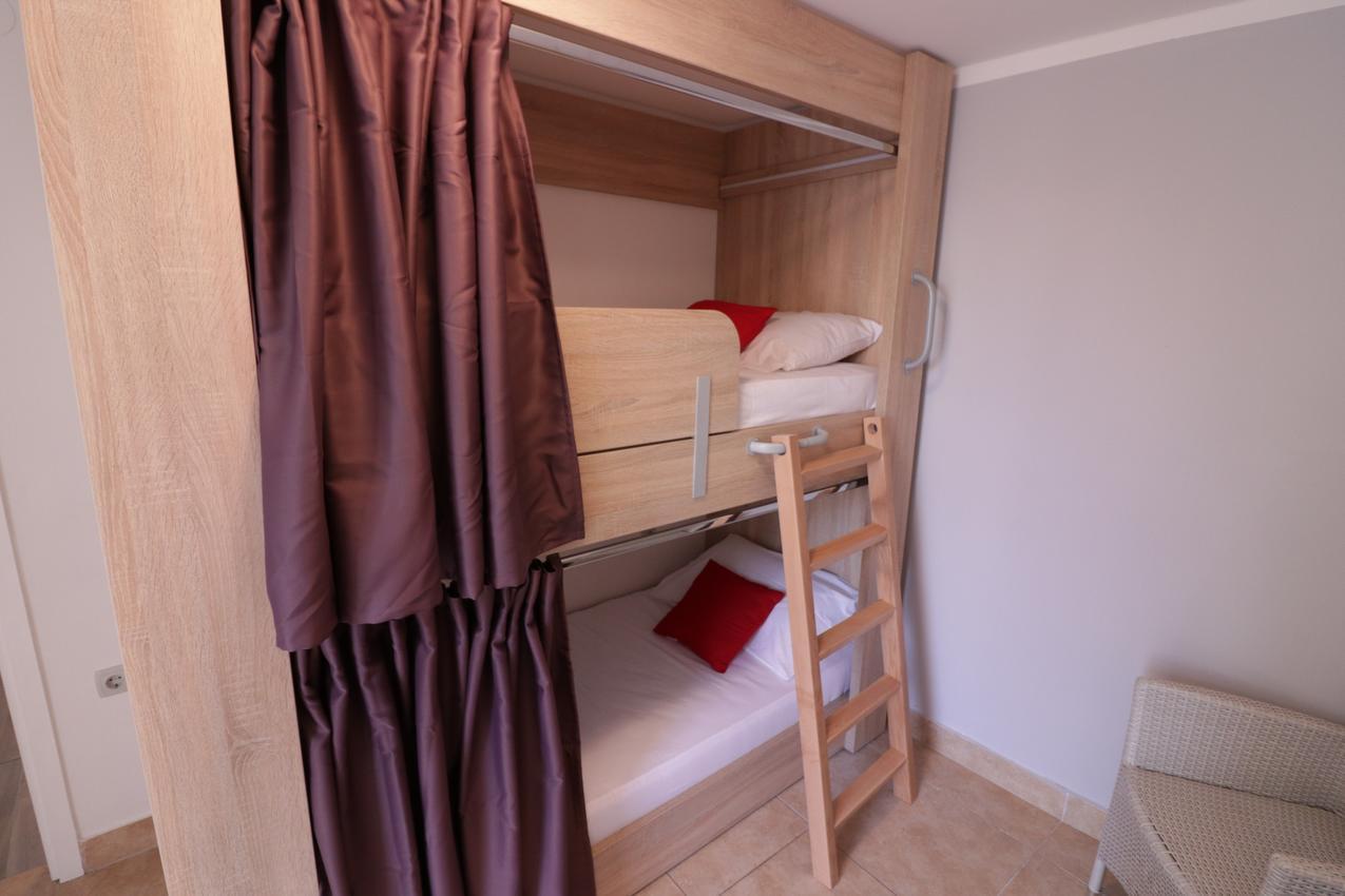 Appartement de vacances im Ort Novalja (Pag), Kapazität 4+0 (2613358), Novalja, Île de Pag, Kvarner, Croatie, image 9