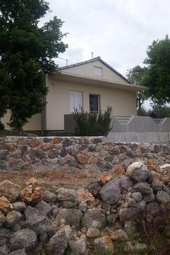 Kruševo, Novigrad, Objekt 17149 - Ubytování s oblázkovou pláží.
