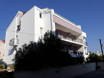 Zadar - Diklo, Zadar, Objekt 17199 - Ubytování v blízkosti moře s oblázkovou pláží.