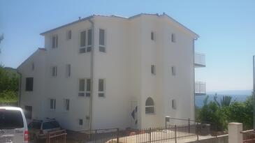 Bušinci, Čiovo, Objekt 17207 - Apartmaji s prodnato plažo.