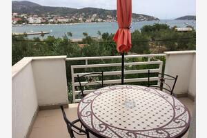 Appartements près de la mer Vinisce, Trogir - 17210