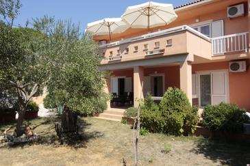 Novalja, Pag, Property 17211 - Apartments and Rooms with pebble beach.