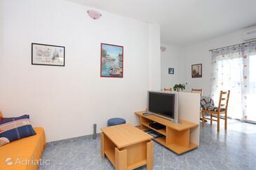 Okrug Donji, Obývací pokoj v ubytování typu apartment, WiFi.
