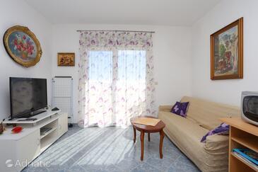 Okrug Donji, Salon dans l'hébergement en type apartment, WiFi.