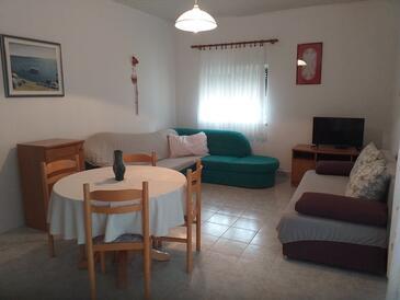 Suha Punta, Obývací pokoj v ubytování typu apartment, WiFi.