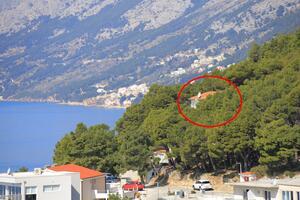 Izby s parkoviskom Brela, Makarská - Makarska - 17281