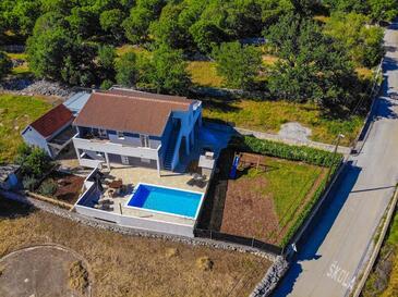 Primorski Dolac, Trogir, Property 17285 - Vacation Rentals with sandy beach.
