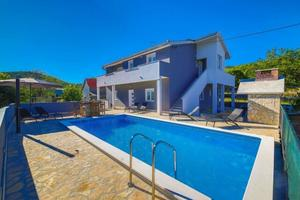 Family friendly house with a swimming pool Primorski Dolac (Trogir) - 17285