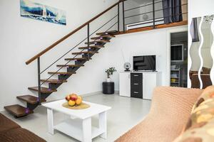 Apartments with a parking space Dugi Rat, Omiš - 17287