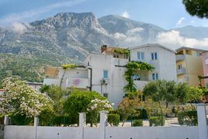 Appartements avec parking Baska Voda, Makarska - 17331