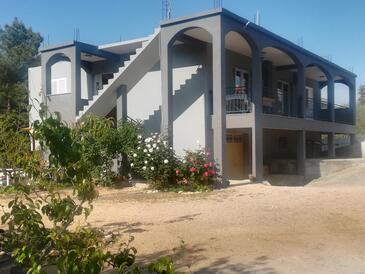 Bibinje, Zadar, Property 17346 - Apartments with pebble beach.