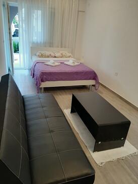 Crikvenica, Dnevna soba v nastanitvi vrste studio-apartment, WiFi.