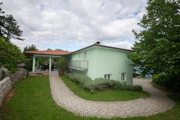 Liganj, Opatija, Объект 17370 - Апартаменты с галечным пляжем.