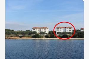 Apartmány u moře Biograd na Moru (Biograd) - 17372