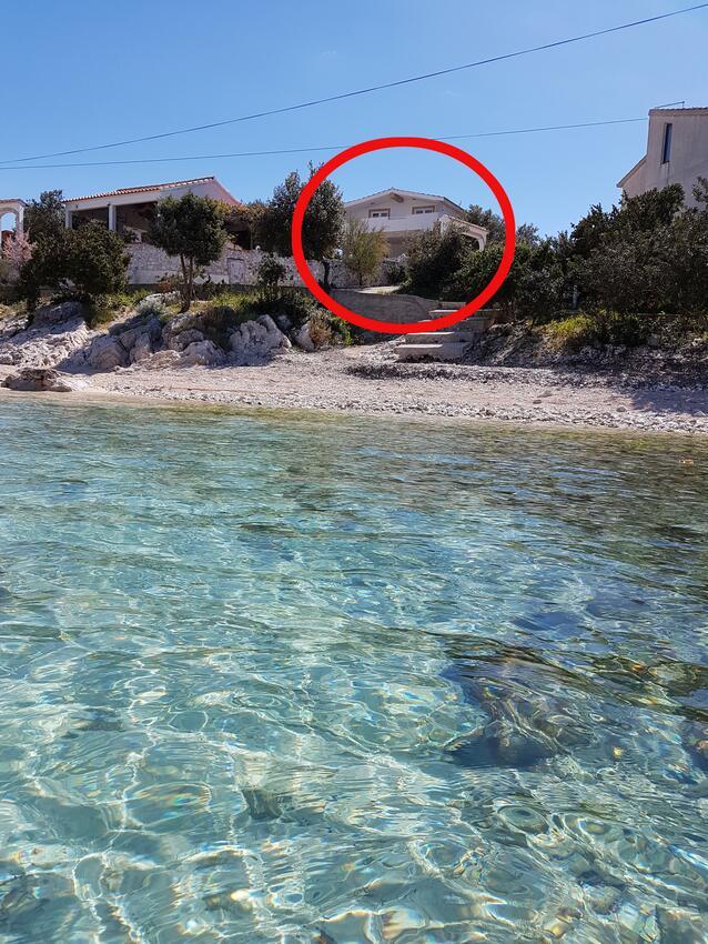 Ferienwohnung im Ort Kanica (Rogoznica), Kapazität 4+1 (2625033), Kanica, , Dalmatien, Kroatien, Bild 13