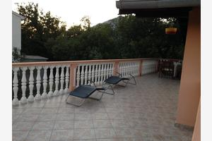 Apartamenty z parkingiem Seline, Paklenica - 17390