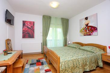Vranovača, Sypialnia w zakwaterowaniu typu room, zwierzęta domowe są dozwolone i WiFi.