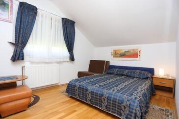 Vranovača, Спальня в размещении типа room, Домашние животные допускаются и WiFi.