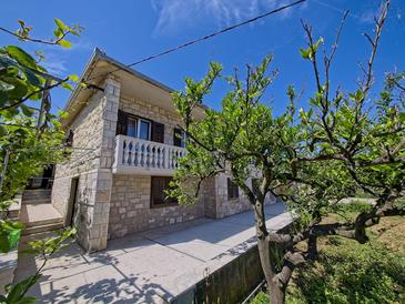 Postira, Brač, Property 17439 - Apartments near sea with pebble beach.